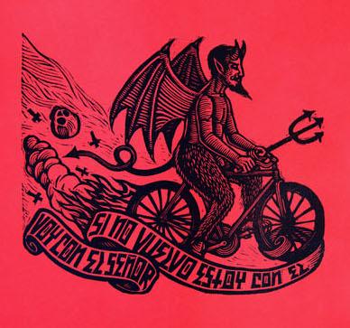 Mazatl - El Diablo Anda en Bicicleta
